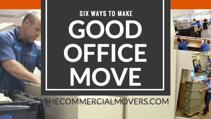 6 tips for office movers