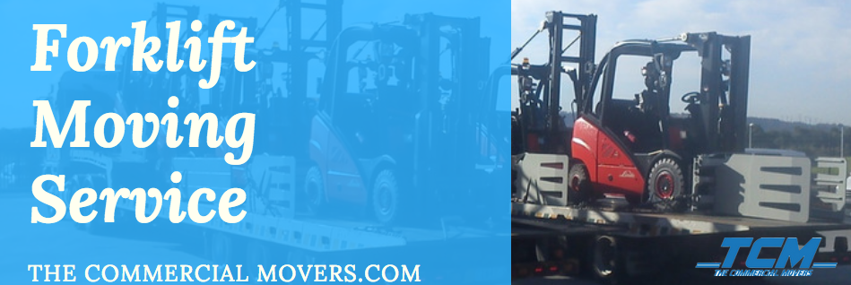 Forklift Moving Service In Los Angeles